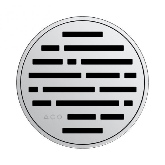 ACO Haustechnik ACO Mix Designrost rund Durchmesser: 12,6 cm 5141.25.30