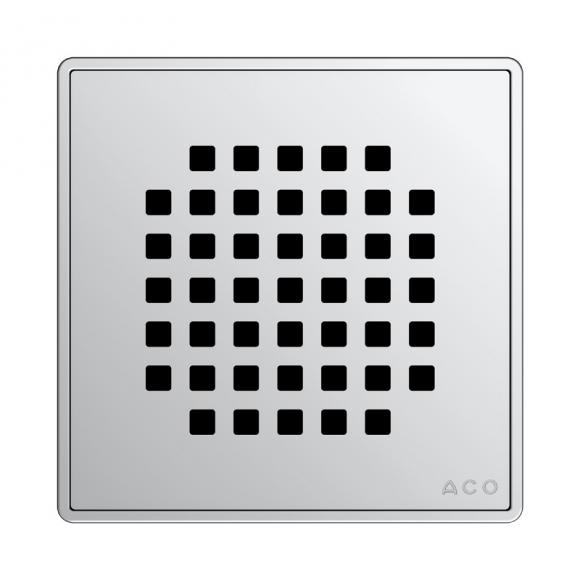 ACO Haustechnik ACO Quadrato Designrost eckig L: 14 B: 14 cm 5141.08.22