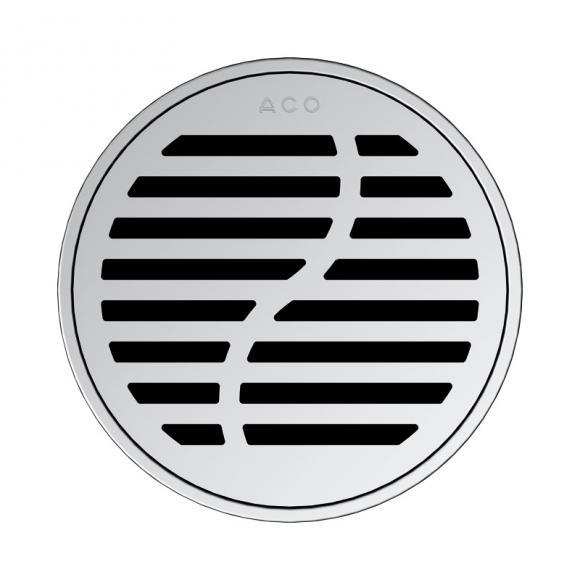 ACO Haustechnik ACO Wave Designrost rund Durchmesser: 12,6 cm 5141.25.28