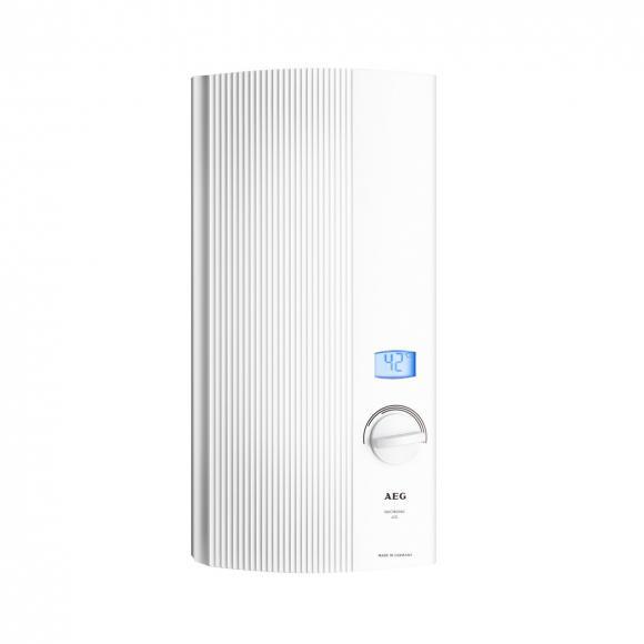 AEG Haustechnik AEG DDLE LCD 18/21/24 Durchlauferhitzer, elektronisch geregelt, 30 bis 60°C 18/21/24 kW 222394, EEK: A