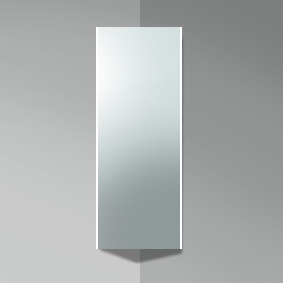 Alape SP.300C Spiegel B: 32,4 H: 80 cm 6720000899