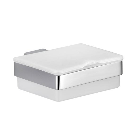 Avenarius Feuchttücherbox mit Halter B: 154 H: 62 T: 158 mm 9002060010