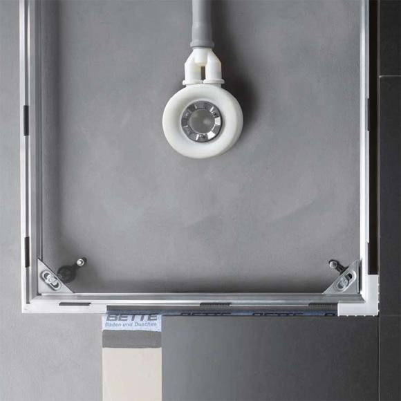 Bette Einbausystem Bodengleich 130 x 80 cm für BetteFloor 5793 B50-1060