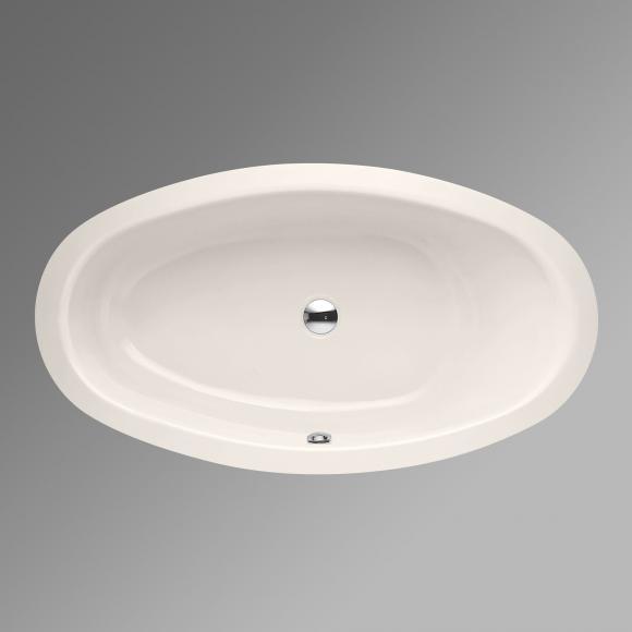 Bette Home Oval-Badewanne L: 180 B: 100 H: 45 cm pergamon 8994-001