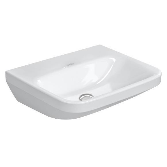 Duravit DuraStyle Waschtisch Med B: 55 T: 44 cm weiß 2324550070