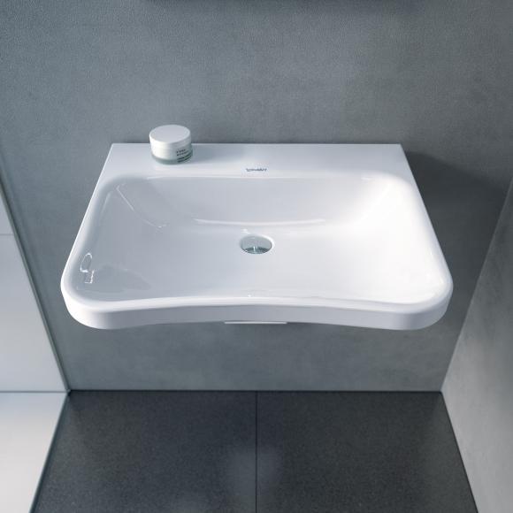 Duravit DuraStyle Waschtisch Vital Med B: 65 T: 57 cm weiß 2330650070