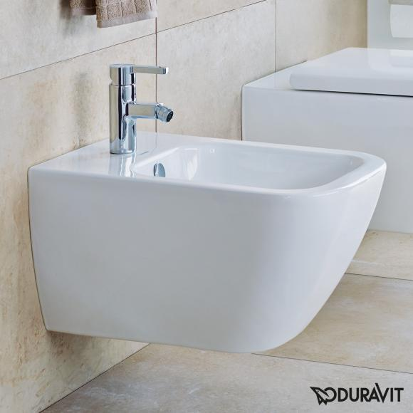 Duravit Happy D.2 Wand-Bidet L: 54 B: 35,5 cm weiß 2258150000