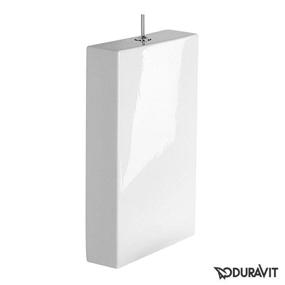 Duravit Starck 1 Spülkasten mit Drücker Puro weiß mit Drücker puro, chrom 8727100005