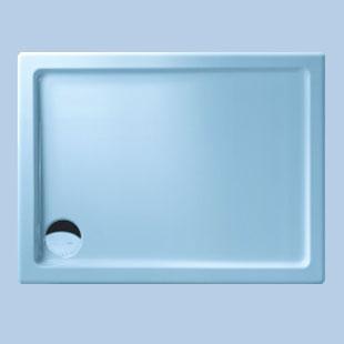 Duscholux Ancona Trend 648 Rechteck Duschwanne L: 120 B: 90 H: 5 cm weiß 663648003001