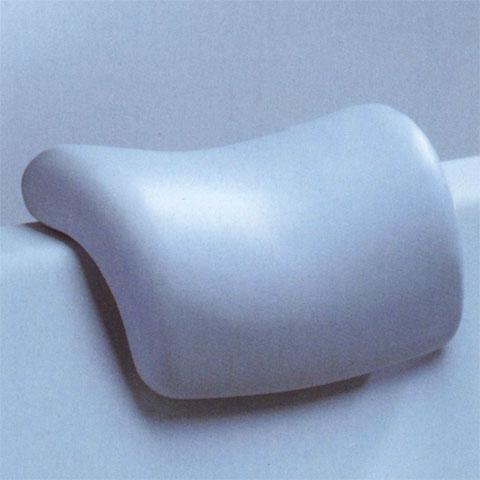 Duscholux Nackenpolster für Badewannen lichtgrau 699310030