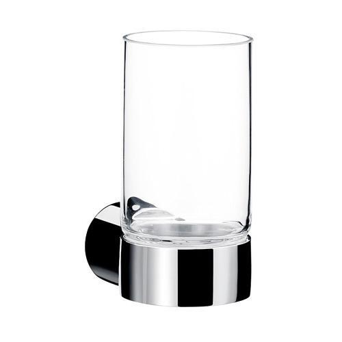 Emco Fino Glashalter mit Kristallglas 842000100