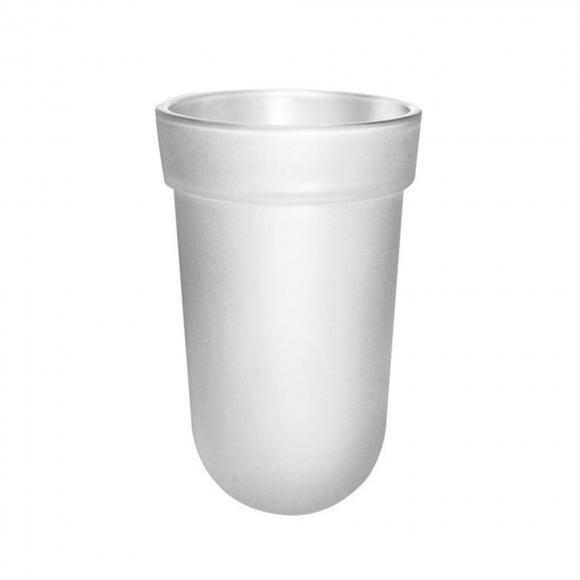 Emco Polo Behälter Kristallglas satiniert 071500091
