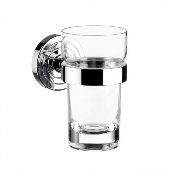 Emco Polo Glashalter, Kristallglas klar 072000100