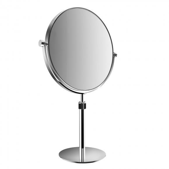 Emco Pure Standspiegel Ø 229 H: 407 mm, höhenverstellbar 109400120