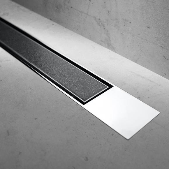 ESS Modulo Design Z-2 befliesbar für Duschrinne: 80 cm, chrom/Fliese MTAFDZ2PT 800