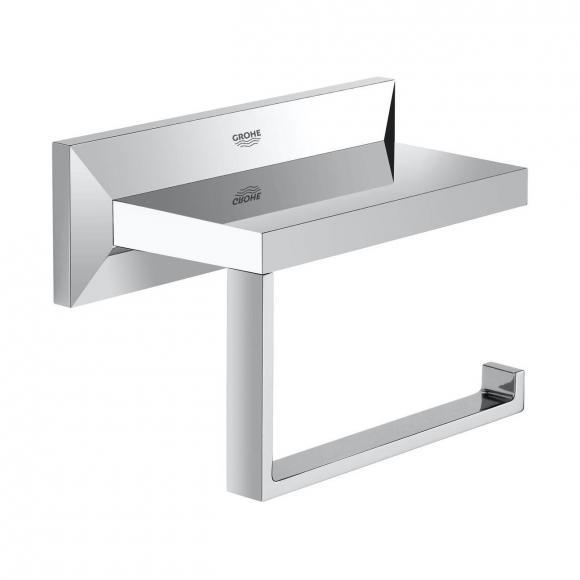 Grohe Allure Brilliant WC-Papierhalter B: 150 H: 99 T: 73 mm chrom 40499000