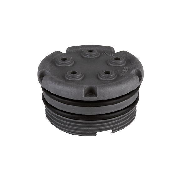 Grohe Pulsatorelement 45656 für Pulsator-Brause dunkelgrau 45656XX0
