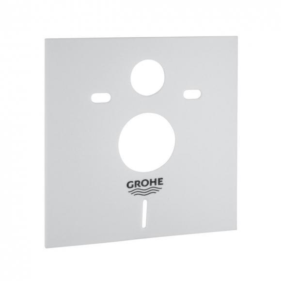 Grohe Schallschutz-Set 37131 für WC mit Schallschutzmatte und Gummihülsen 37131000