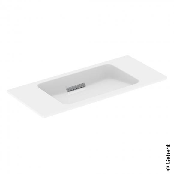 Geberit ONE Waschtisch, schwebendes Design, B: 90 T: 40 cm 500390012