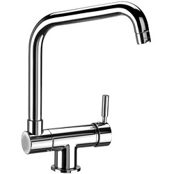 Herzbach Design New Küchenarmatur für Unterfenstermontage 10.137000.1.01