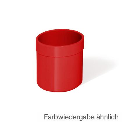 Hewi Serie 801 Becher Ø 74 H: 80 mm rubinrot 801.04.020 33