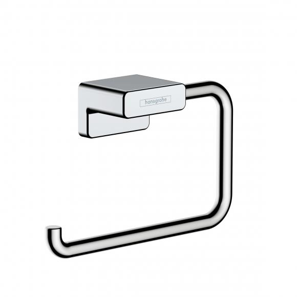 Hansgrohe AddStoris Toilettenpapierhalter B: 141 H: 77 T: 40 mm chrom 41771000