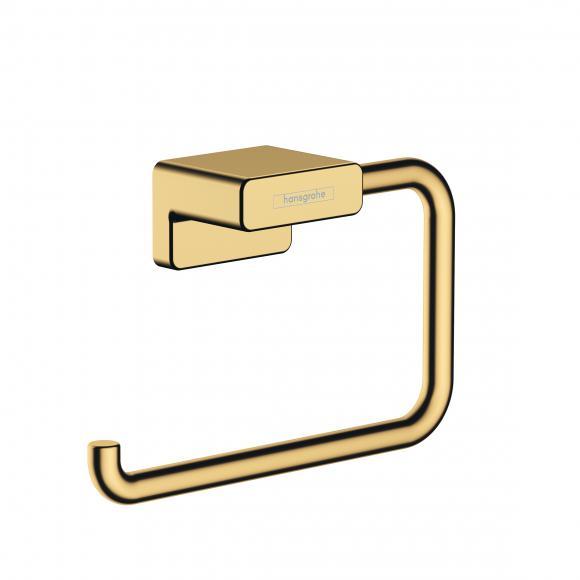Hansgrohe AddStoris Toilettenpapierhalter B: 141 H: 77 T: 40 mm gold 41771990