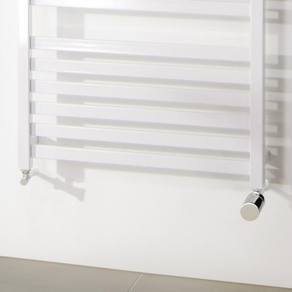 HSK Seitenanschluss Wand inkl. Design-Thermostatregler, Eckvariante 890824