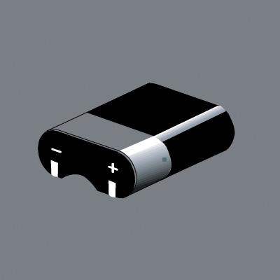 Conti+ Batteriewechsel-Set 6V Lithium 2 CR5/DL 245 550.000.03