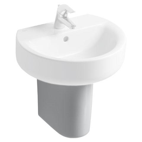 Ideal Standard Connect Wandsäule für Handwaschbecken weiß E711401