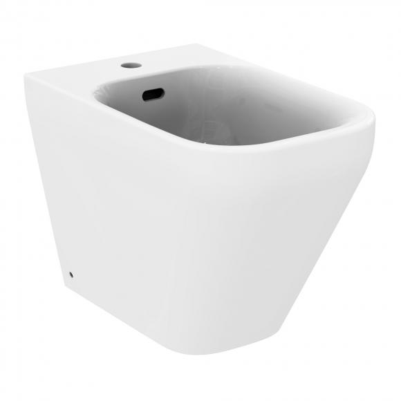 Ideal Standard Tonic II Stand-Bidet L: 56 B: 35,5 H: 40 cm weiß, mit Ideal Plus K5238MA