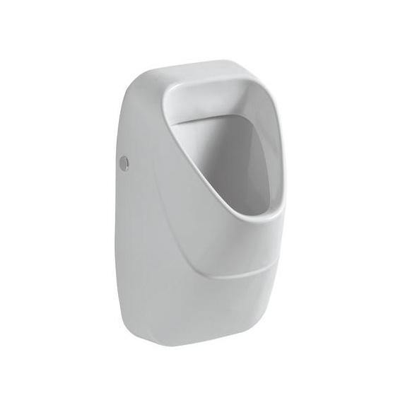 Geberit Alivio Urinal B: 34 H: 57 T: 34 cm weiß mit KeraTect, Zulauf hinten, mit Ablaufsieb 238000600
