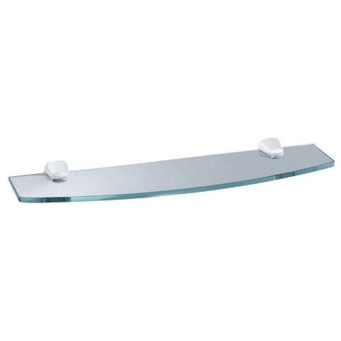 Keuco City. 2 Kristallglas-Platte B: 450 T: 120 mm 450 x 120 x 6 mm 02710009400