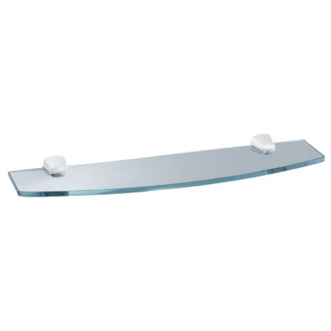 Keuco City. 2 Kristallglas-Platte B: 650 T: 120 mm 650 x 120 x 6 mm 02710009600