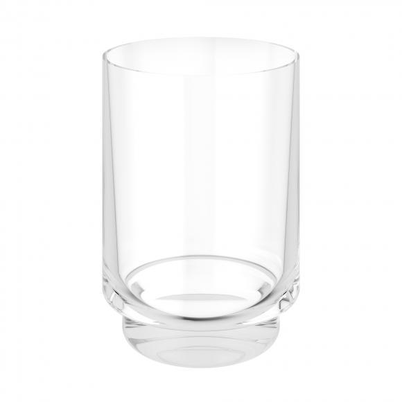 Keuco Edition 90 Echtkristall-Glas für Glashalter B: 78 H: 110 T: 78 mm 19050009000