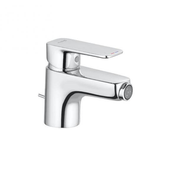 Kludi PURE&STYLE Bidet-Einhandmischer mit Ablaufgarnitur 402160575