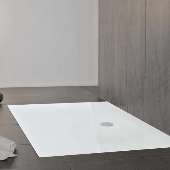 Mauersberger isca 100/100 Rechteck Duschwanne L: 100 B: 100 H: 2 cm weiß 2710000101