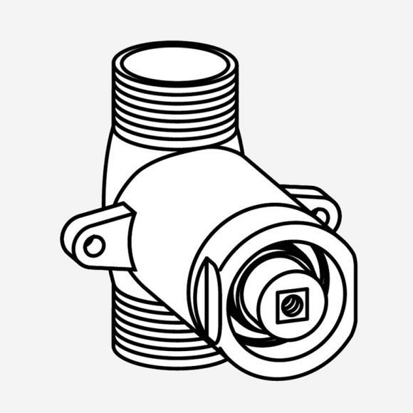 MEPA Kartusche für Urinal-Druckspüler 590278