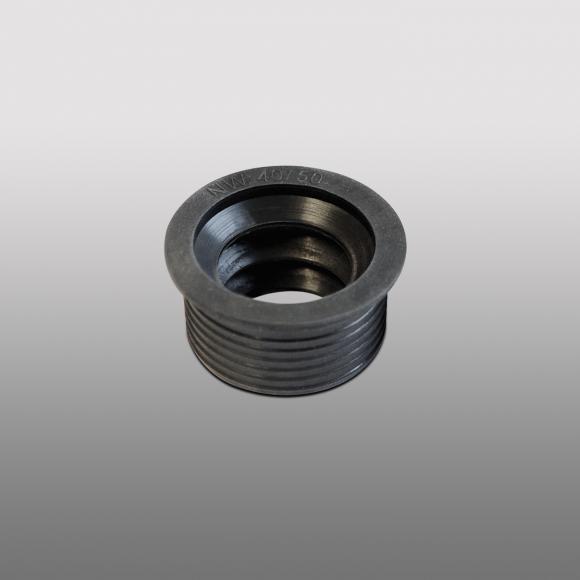PREMIUM Universal Siphon-Anschluss-Manschette, für Spültisch-Siphons PR1009