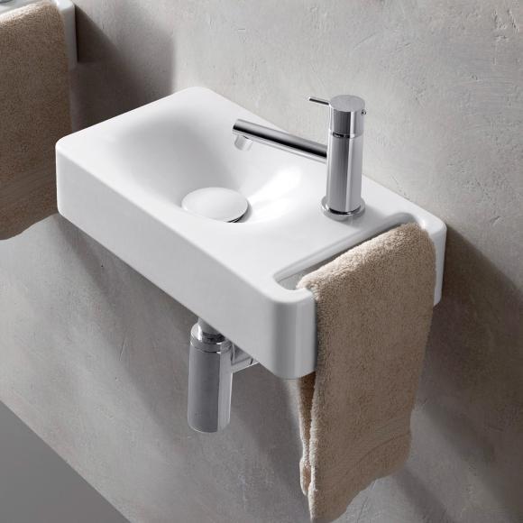 Scarabeo Hung Hängewaschbecken B: 40 T: 22 cm weiß 1513