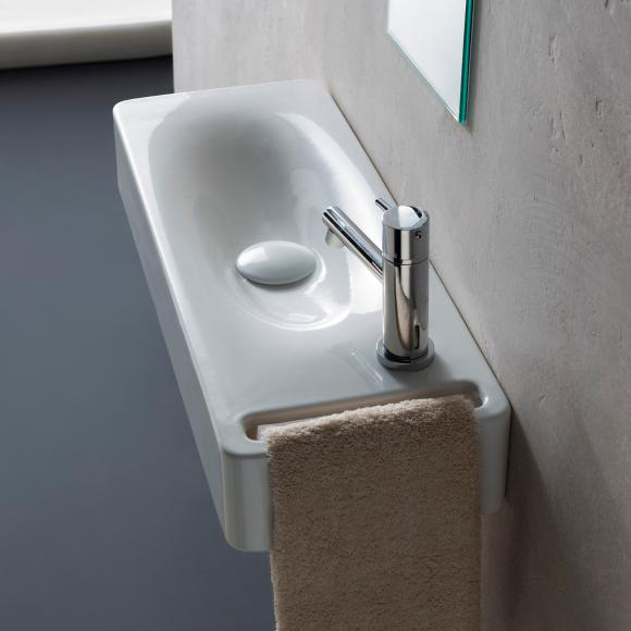 Scarabeo Hung Hängewaschbecken B: 50 T: 22 cm weiß 1512
