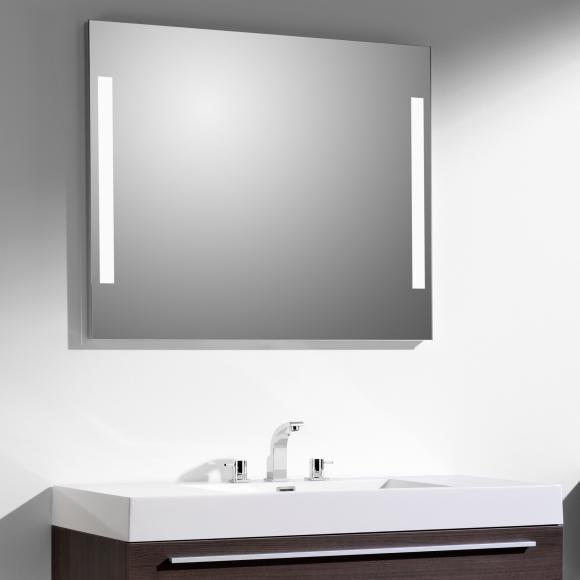 Treos Serie 614 LED Wandspiegel hinterleuchtet B: 120 H: 80 cm 614.06.8120, EEK: A+