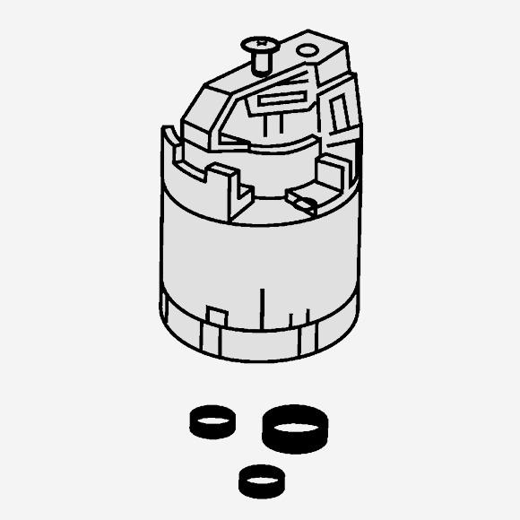 Villeroy & Boch Kartusche für Einhand-Spültischbatterie 92706200