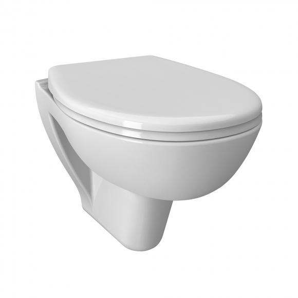 VitrA S20 Wand-Tiefspül-WC mit Bidetfunktion, 7649L003-0850