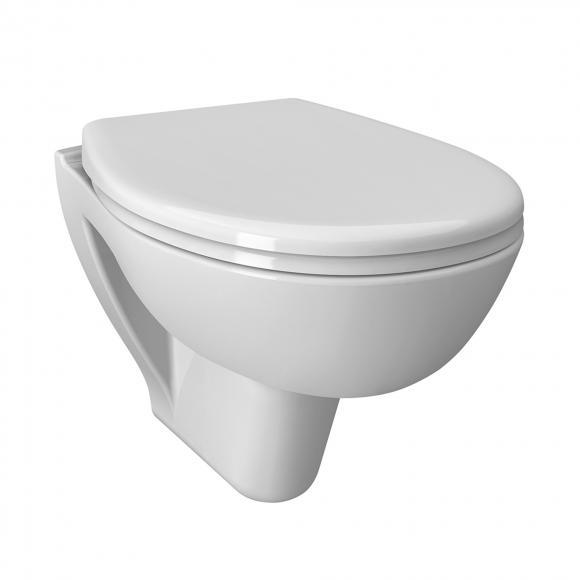 VitrA S20 Wand-Tiefspül-WC mit Bidetfunktion, 7749B403-0850