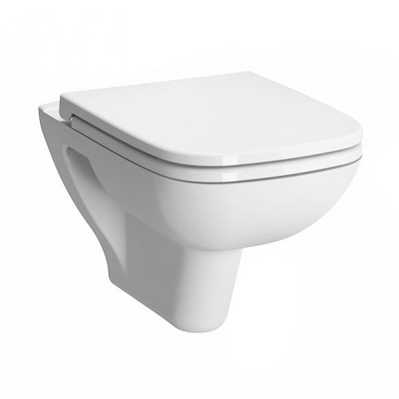 VitrA S20 Wand-Tiefspül-WC mit Bidetfunktion, 7507B403-0850