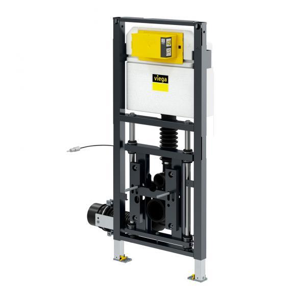 Viega Prevista Dry Wand-WC-Montageelement, H 112 cm, nachträgliche Höhenverstellung, elektrische Höhenverstellung 772024