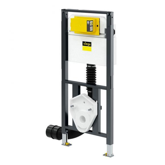 Viega Prevista Dry Wand-WC-Montageelement, H 112 cm, nachträgliche Höhenverstellung, mechanische Höhenverstellung 772031