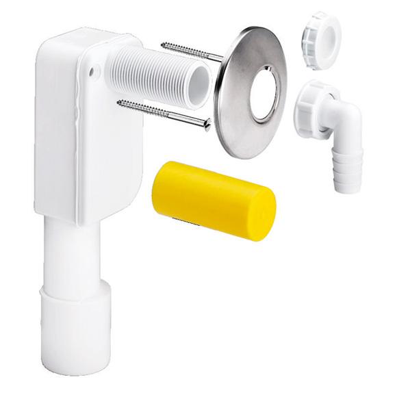 Viega Wand-UP-Geruchsverschluss für Geräte 452452