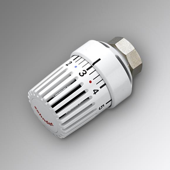 Zehnder Thermostat LH2 weiß 819140